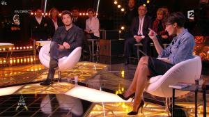 Alessandra Sublet dans un Soir à la Tour Eiffel - 04/02/15 - 17