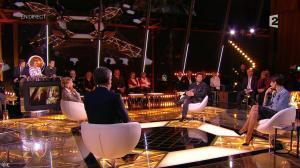 Alessandra Sublet dans Un Soir à la Tour Eiffel - 04/02/15 - 18