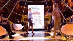 Alessandra Sublet dans Un Soir à la Tour Eiffel - 04/02/15 - 20