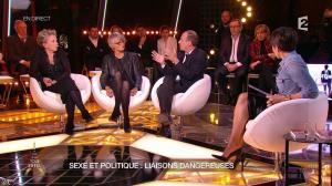 Alessandra Sublet dans Un Soir à la Tour Eiffel - 04/02/15 - 22