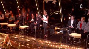 Alessandra Sublet dans Un Soir à la Tour Eiffel - 22/10/14 - 02