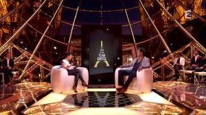 Alessandra Sublet dans Un Soir à la Tour Eiffel - 22/10/14 - 05