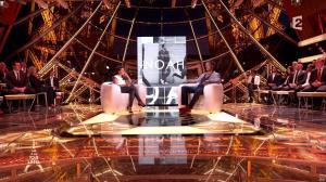 Alessandra Sublet dans Un Soir à la Tour Eiffel - 22/10/14 - 12