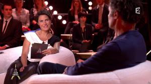 Alessandra Sublet dans Un Soir à la Tour Eiffel - 22/10/14 - 18