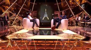 Alessandra Sublet dans Un Soir à la Tour Eiffel - 22/10/14 - 22