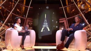 Alessandra Sublet dans Un Soir à la Tour Eiffel - 22/10/14 - 23