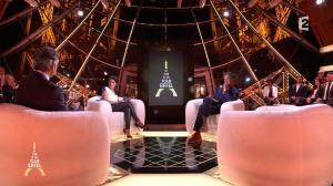 Alessandra Sublet dans Un Soir à la Tour Eiffel - 22/10/14 - 33