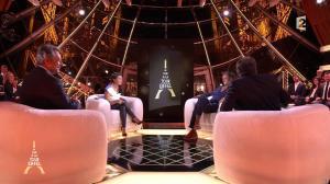 Alessandra Sublet dans Un Soir à la Tour Eiffel - 22/10/14 - 39