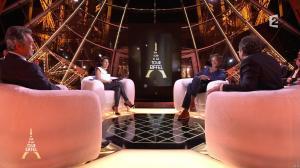 Alessandra Sublet dans Un Soir à la Tour Eiffel - 22/10/14 - 45