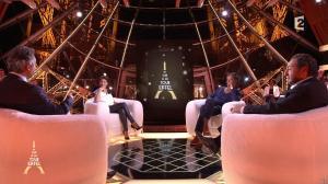 Alessandra Sublet dans Un Soir à la Tour Eiffel - 22/10/14 - 46
