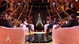 Alessandra Sublet dans Un Soir à la Tour Eiffel - 22/10/14 - 49