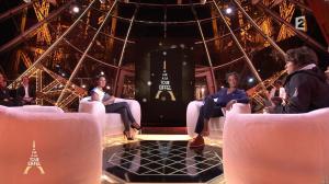 Alessandra Sublet dans Un Soir à la Tour Eiffel - 22/10/14 - 65