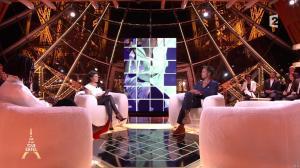 Alessandra Sublet dans Un Soir à la Tour Eiffel - 22/10/14 - 75