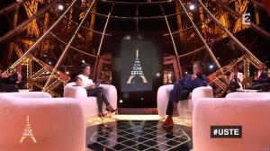 Alessandra Sublet dans Un Soir à la Tour Eiffel - 22/10/14 - 77