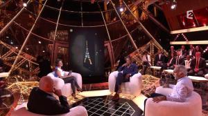 Alessandra Sublet dans Un Soir à la Tour Eiffel - 22/10/14 - 82