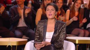 Alessandra Sublet dans un Soir à la Tour Eiffel - 28/01/15 - 01
