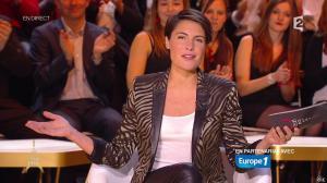 Alessandra Sublet dans Un Soir à la Tour Eiffel - 28/01/15 - 02