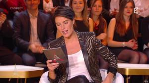 Alessandra Sublet dans Un Soir à la Tour Eiffel - 28/01/15 - 04