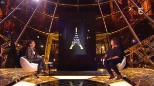 Alessandra Sublet dans Un Soir à la Tour Eiffel - 28/01/15 - 06