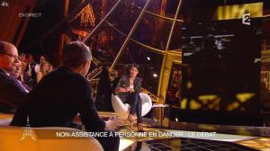 Alessandra Sublet dans un Soir à la Tour Eiffel - 28/01/15 - 11