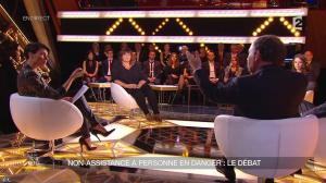 Alessandra Sublet dans un Soir à la Tour Eiffel - 28/01/15 - 12