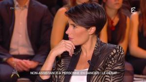 Alessandra Sublet dans Un Soir à la Tour Eiffel - 28/01/15 - 13