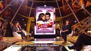 Alessandra Sublet dans Un Soir à la Tour Eiffel - 28/01/15 - 16