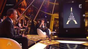 Alessandra Sublet dans un Soir à la Tour Eiffel - 28/01/15 - 19