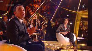 Alessandra Sublet dans Un Soir à la Tour Eiffel - 28/01/15 - 20
