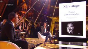 Alessandra Sublet dans un Soir à la Tour Eiffel - 28/01/15 - 22
