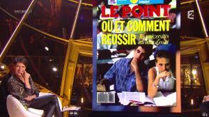 Alessandra Sublet dans un Soir à la Tour Eiffel - 28/01/15 - 23