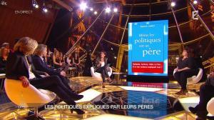 Alessandra Sublet dans Un Soir à la Tour Eiffel - 28/01/15 - 24