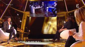 Alessandra Sublet dans un Soir à la Tour Eiffel - 28/01/15 - 27