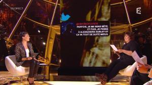 Alessandra Sublet dans un Soir à la Tour Eiffel - 28/01/15 - 28