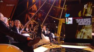 Alessandra Sublet dans un Soir à la Tour Eiffel - 28/01/15 - 29