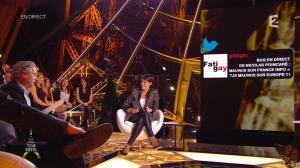 Alessandra Sublet dans Un Soir à la Tour Eiffel - 28/01/15 - 30