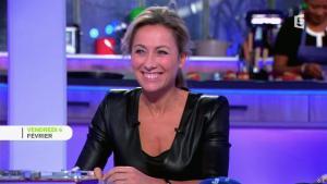 Anne-Sophie Lapix dans C à Vous le Best Of - 07/02/15 - 03
