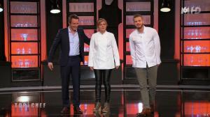 Christelle Brua dans Top Chef - 21/02/15 - 01