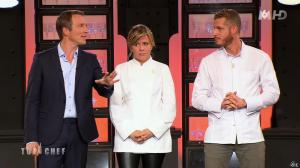Christelle Brua dans Top Chef - 21/02/15 - 03