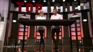 Christelle Brua dans Top Chef - 21/02/15 - 05