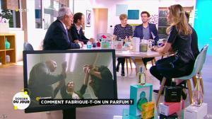 Elisabeth De Feydau dans la Quotidienne - 20/01/15 - 01