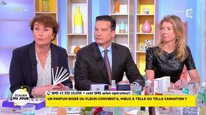Elisabeth De Feydau dans la Quotidienne - 20/01/15 - 02
