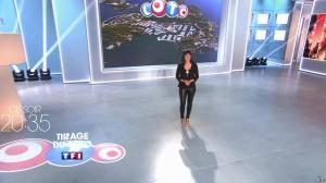 Estelle Denis dans une Bande-Annonce du Tirage du Loto - 17/11/14 - 01