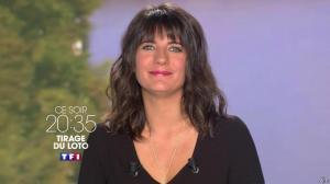 Estelle Denis dans une Bande-Annonce du Tirage du Loto - 17/11/14 - 02