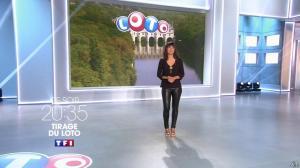 Estelle Denis dans une Bande-Annonce du Tirage du Loto - 17/11/14 - 03