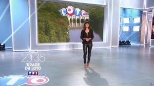 Estelle Denis dans une Bande-Annonce du Tirage du Loto - 17/11/14 - 04