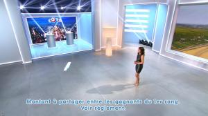 Estelle Denis lors du Tirage du Loto - 17/12/14 - 05