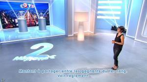 Estelle Denis lors du Tirage du Loto - 22/11/14 - 04