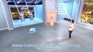 Estelle Denis lors du Tirage du Loto - 26/01/15 - 01