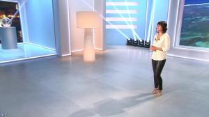 Estelle Denis lors du Tirage du Loto - 26/01/15 - 02